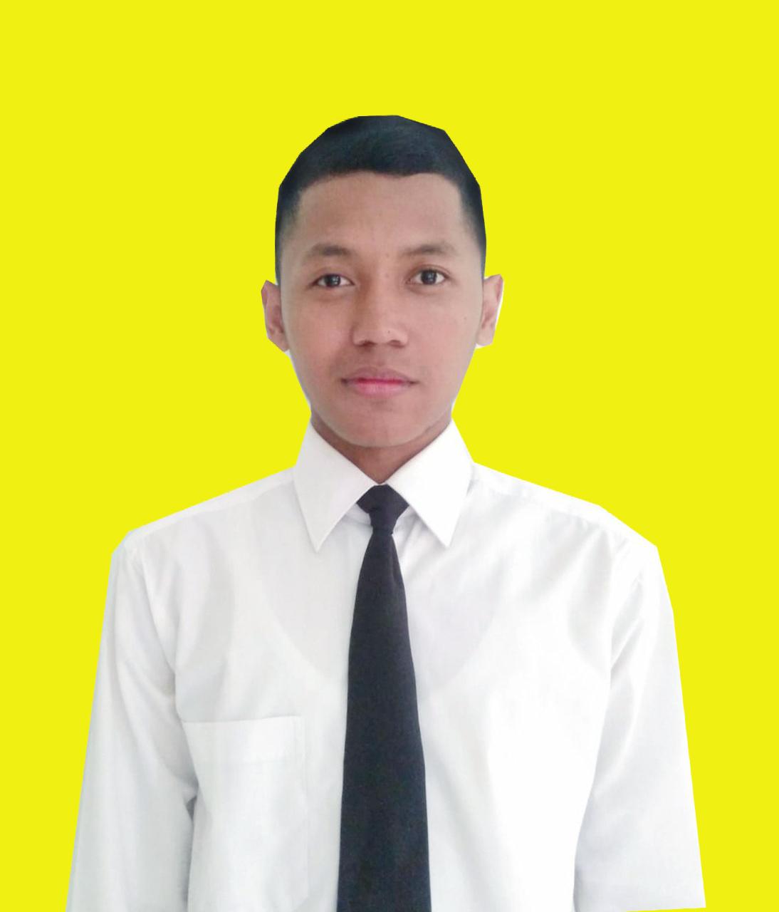 Rafli Firdausy Irawan(Sekretaris Desa)