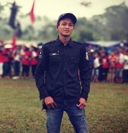 Indra Susanto(Sekretaris Desa)